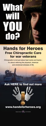 hands for4 heroes product and free care